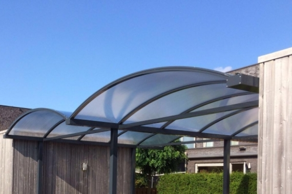 Boog carport - Perfecte bescherming voor uw auto